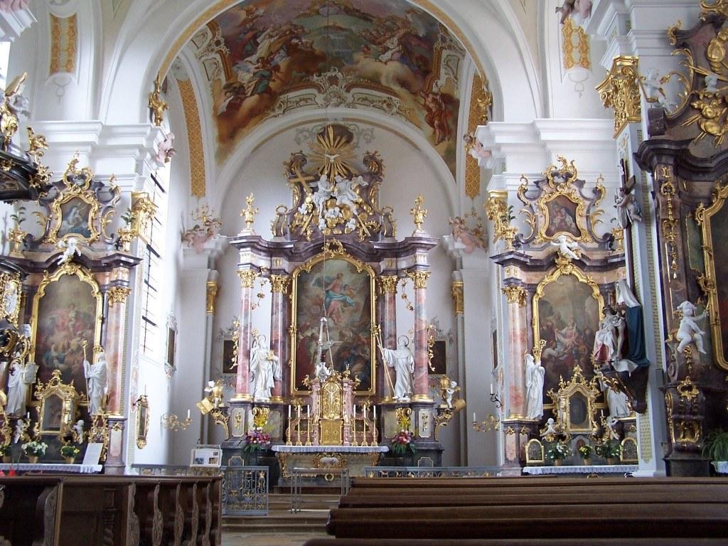 Augsburger Rokoko in Oberschönenfeld
