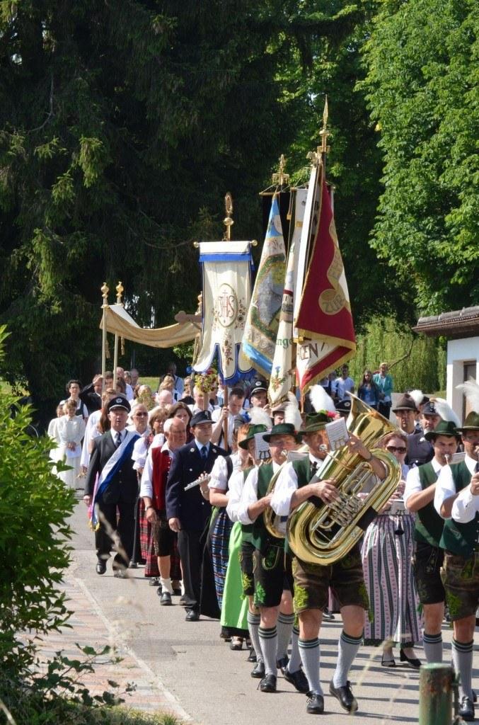 Fronleichnam 2014 (Foto: S. Wilhelm)