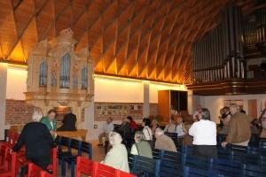 Sonderkonzert im Südbayerischen Orgelzentrum